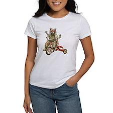 Raccoon Biker Gang Tee
