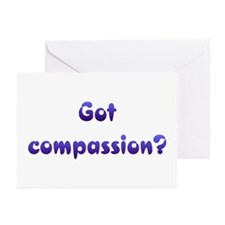 Got Compassion Greeting Cards (Pk of 10)