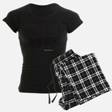 MAN UP T-SHIRTS AND GIFTS Pajamas