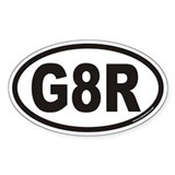 G8r sticker Single