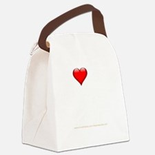 I Love My Swingers Group darkappa Canvas Lunch Bag