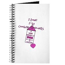 I love my Cocker Spaniels Journal