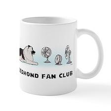 Keeshond Fan Club Mug