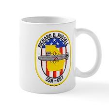 USS RICHARD B. RUSSELL Mug