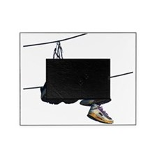 Shoes on Telephone Wires Picture Frame