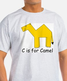 C is for Camel T-Shirt