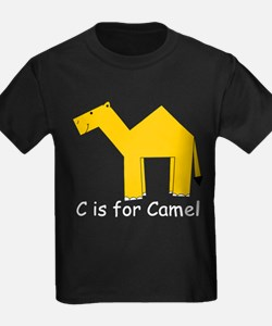 C is for Camel T