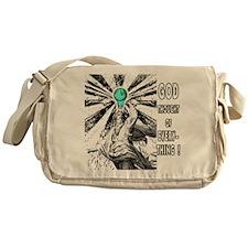Divine Inspiration Messenger Bag