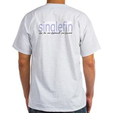 Passion Ash Grey T-Shirt