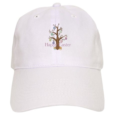 Happy Easter - Egg Tree Cap