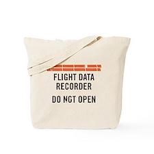 Flight Data Recorder bag
