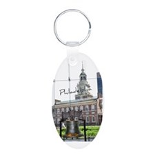Philadephia_LibertyBell_Ind Keychains