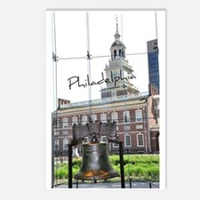 Philadephia_LibertyBell_I Postcards (Package of 8)