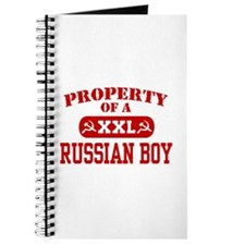 Property of a Russian Boy Journal