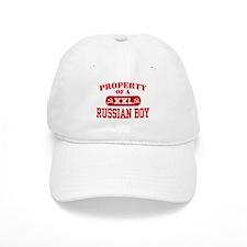 Property of a Russian Boy Baseball Cap