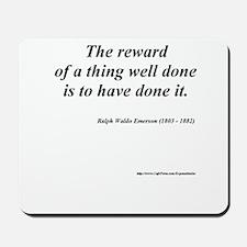 (Reward - Emerson - A) Mousepad