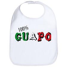 100% Guapo Bib