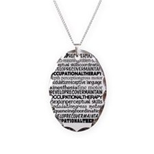OT month Bw Necklace
