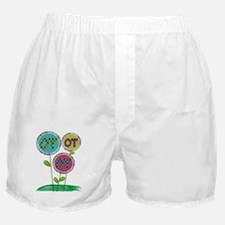 OT FLOWERS FINISHED 1 Boxer Shorts