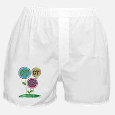OT FLOWERS FINISHED 1 Boxer Shorts