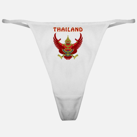 Thailand Coat Of Arms Classic Thong