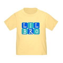 Lil Bro (Blue/Green) T