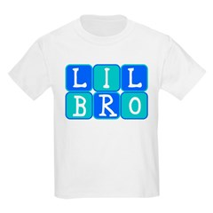 Lil Bro (Blue/Green) T-Shirt