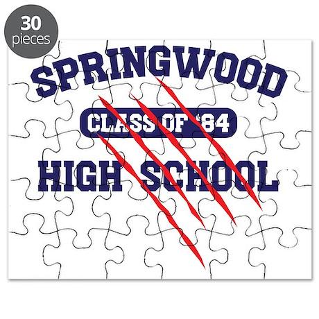 high school slash Puzzle