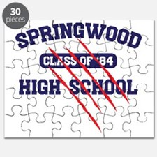 high school slash Puzzle