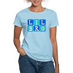 Lil Bro (Blue/Green) Women's Light T-Shirt