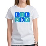 Lil Bro (Blue/Green) Women's T-Shirt