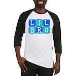 Lil Bro (Blue/Green) Baseball Jersey
