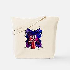 Samsuri Winged Warrior Tote Bag