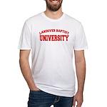 Landover Baptist University Fitted T-Shirt