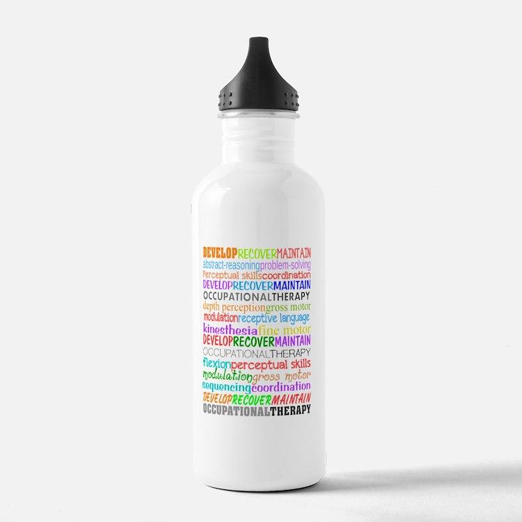 OT Descriptive terms Water Bottle