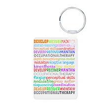 OT Descriptive terms Keychains