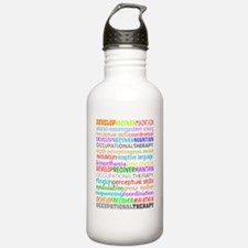 OT Descriptive terms Water Bottle