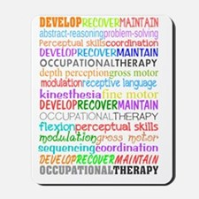 OT Descriptive terms Mousepad
