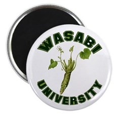 Wasabi University Magnet