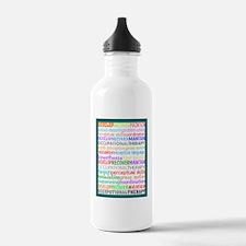 OT cards Water Bottle