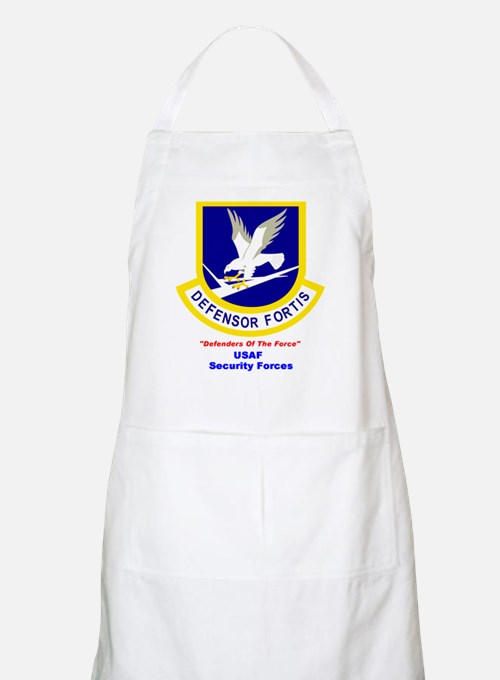 Security Forces BBQ Apron