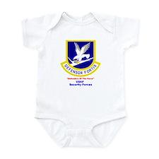 Security Forces Infant Bodysuit
