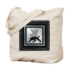 Griffin Magic Tote Bag