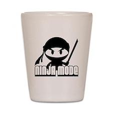 Ninja mode Shot Glass