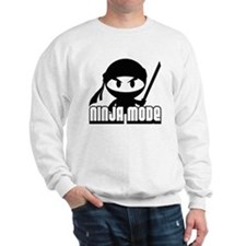 Ninja mode Sweatshirt