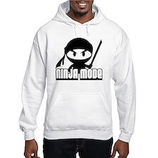 Ninja mode Hoodie Sweatshirt