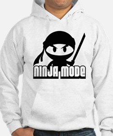 Ninja mode Jumper Hoody