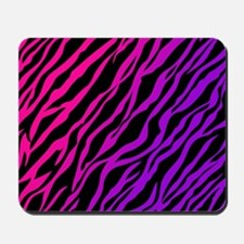 purplepinkzebra Mousepad