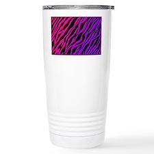 purplepinkzebra Travel Coffee Mug