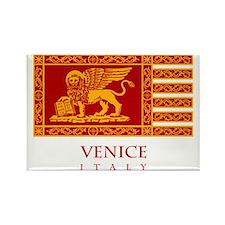 Venice Flag Rectangle Magnet